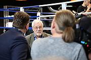Boxen: Boxen im Norden, Hamburg, 15.03.2021<br /> Promoter Thomas Nissen im Interview<br /> © Torsten Helmke