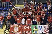 DESCRIZIONE : Supercoppa 2015 Semifinale Banco di Sardegna Sassari - Grissin Bon Reggio Emilia<br /> GIOCATORE : tifosi<br /> CATEGORIA : tifosi<br /> SQUADRA : Grissin Bon Reggio Emilia<br /> EVENTO : Supercoppa 2015<br /> GARA : Banco di Sardegna Sassari - Grissin Bon Reggio Emilia<br /> DATA : 26/09/2015<br /> SPORT : Pallacanestro <br /> AUTORE : Agenzia Ciamillo-Castoria/GiulioCiamillo