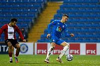 Mark Kitching. Stockport County FC 2-2 Altrincham FC. Vanarama National League. 2.1.21