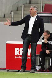 16.10.2011,  Rhein Energie Stadion, Koeln, GER, 1.FBL, 1. FC Koeln vs Hannover 96 ,im Bild.Mirko Slomka (Cheftrainer Hannover)..// during the 1.FBL, 1. FC Koeln vs Hannover 96 on 2011/10/16, Rhein-Energie Stadion, Köln, Germany. EXPA Pictures © 2011, PhotoCredit: EXPA/ nph/  Mueller *** Local Caption ***       ****** out of GER / CRO  / BEL ******