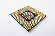 Intel core duo computer microprocessor <br />