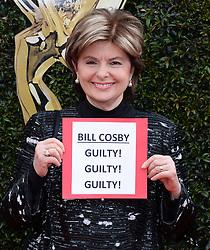 2018 Daytime Emmy Awards. 29 Apr 2018 Pictured: Gloria Allred. Photo credit: MEGA TheMegaAgency.com +1 888 505 6342