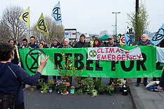 Extinction Rebellion 16th April 2019