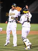 20100608 - Los Angeles Angels vs Oakland Athletics