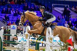 Gaublomme Brent, BEL, Caol Ila Birdavenue<br /> Jumping Mechelen 2019<br /> © Hippo Foto - Martin Tandt<br />  27/12/2019