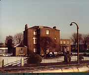 Old Dublin Amature Photos February 1984 WITH, Brian Boru Pub, Cross Guns Bridge, Ranks Mill, Shandon Park Mills, Drumcondra, Whitehall, Rd, Rathoath Finglas, Sign Post, TV Picture Portugal, Gratton Motors, Blue Hous, Mrs Cleary, Fogertys Pub, Mount St,