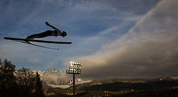 06.01.2014, Paul Ausserleitner Schanze, Bischofshofen, AUT, FIS Ski Sprung Weltcup, 62. Vierschanzentournee, Probesprung, im Bild Lukas Hlava (CZE) // Lukas Hlava (CZE) during Trial Jump of 62nd Four Hills Tournament of FIS Ski Jumping World Cup at the Paul Ausserleitner Schanze, Bischofshofen, Austria on 2014/01/06. EXPA Pictures © 2014, PhotoCredit: EXPA/ JFK