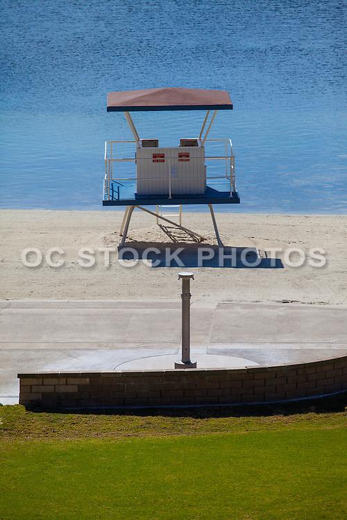 Lake Mission Viejo Lifeguard Tower