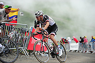 Tom Dumoulin (NED - Team Sunweb) at the climb of the Col du Portet during the 105th Tour de France 2018, Stage 17, Bagneres de Luchon - Col du Portet (65 km) on July 25th, 2018 - Photo George Deswijzen / Pro Shots / ProSportsImages / DPPI