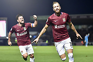 Northampton Town v Grimsby Town FC 241118