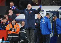 Football : Crystal Palace v Ipswich Town 06/11/2012<br /> Ian Holloway - Crystal Palace manager