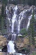 Tangle Falls, Icefield Parkway, Banff, Canada<br />