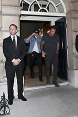 London: Calvin Klein fragrance launch party - 22 June 2017