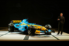 2004 Renault Launch, January Palermo