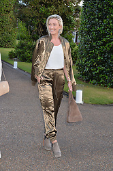 OLIVIA BUCKINGHAM at The Ralph Lauren & Vogue Wimbledon Summer Cocktail Party at The Orangery, Kensington Palace, London on 22nd June 2015.  The event is to celebrate ten years of Ralph Lauren as official outfitter to the Championships, Wimbledon.