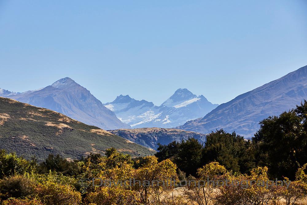 Crown Range, New Zealand