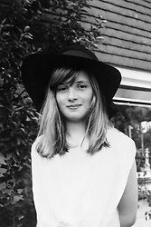 A picture of Lady Diana Spencer from the family album, during a summer holiday in 1970 at Itchenor, West Sussex.