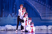 AOC Ballet performs Winter Wonderland at the Heritage Theatre in Campbell, California, on December 13, 2019. (Stan Olszewski/SOSKIphoto)