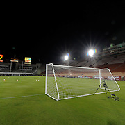Soccer v UCLA LA Coliseum