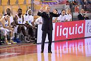 DESCRIZIONE : Roma Lega serie A 2013/14  Acea Virtus Roma Virtus Granarolo Bologna<br /> GIOCATORE : Luca Dalmonte<br /> CATEGORIA : allenatore coach delusione mani<br /> SQUADRA : Acea Virtus Roma<br /> EVENTO : Campionato Lega Serie A 2013-2014<br /> GARA : Acea Virtus Roma Virtus Granarolo Bologna<br /> DATA : 17/11/2013<br /> SPORT : Pallacanestro<br /> AUTORE : Agenzia Ciamillo-Castoria/GiulioCiamillo<br /> Galleria : Lega Seria A 2013-2014<br /> Fotonotizia : Roma  Lega serie A 2013/14 Acea Virtus Roma Virtus Granarolo Bologna<br /> Predefinita :