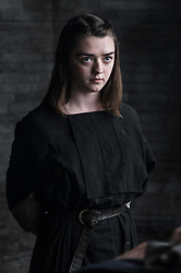 RELEASE DATE: April 24, 2016 season 6 TITLE: Game of Thrones STUDIO: HBO DIRECTOR: PLOT: In the mythical continent of Westeros, several powerful families fight for control of the Seven Kingdoms. As conflict erupts in the kingdoms of men, an ancient enemy rises once again to threaten them all. Meanwhile, the last heirs of a recently usurped dynasty plot to take back their homeland from across the Narrow Sea. STARRING: MAISIE WILLIAMS. (Credit Image: © HBO/Entertainment Pictures/ZUMAPRESS.com)