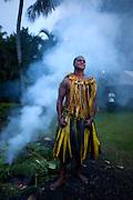 Beqa Island firewalkers, Viti Levu, Fiji