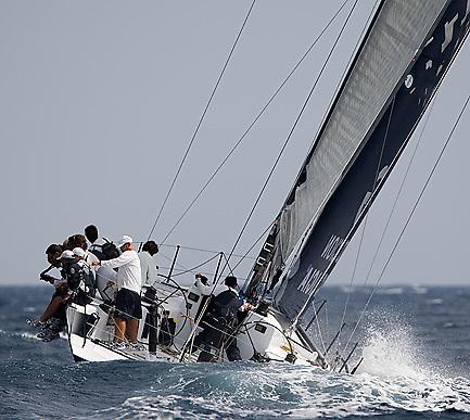 07_006923 © Sander van der Borch. Hyres - FRANCE,  13 September 2007 . BREITLING MEDCUP  in Hyres  (10/15 September 2007). Races 6 & 7.
