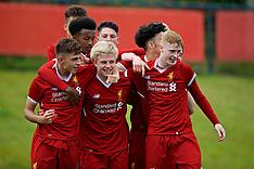 170819 Liverpool U18 v Blackburn U18