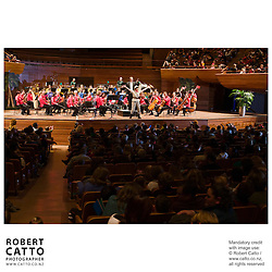 Maestro Marc Taddei conducts the whole musical zoo of the Vector Wellington Orchestra, taking kids on a jungle safari -- walking through the orchestra, seeing and hearing the native instruments up close in their natural habitat..