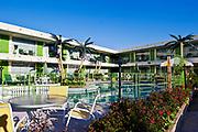 Caribbean Motel, Wildwood, NJ, New Jersey, USA