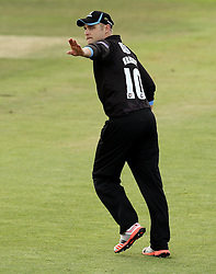 Sussex's Luke Wright - Photo mandatory by-line: Robbie Stephenson/JMP - Mobile: 07966 386802 - 19/06/2015 - SPORT - Cricket - Southampton - The Ageas Bowl - Hampshire v Sussex - Natwest T20 Blast