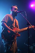 Clutch performs during the first day of the 2007 Bonnaroo Music & Arts Festival on June 14, 2006 in Manchester, Tennessee. The four-day music festival features a variety of musical acts, arts and comedians..Photo by Bryan Rinnert