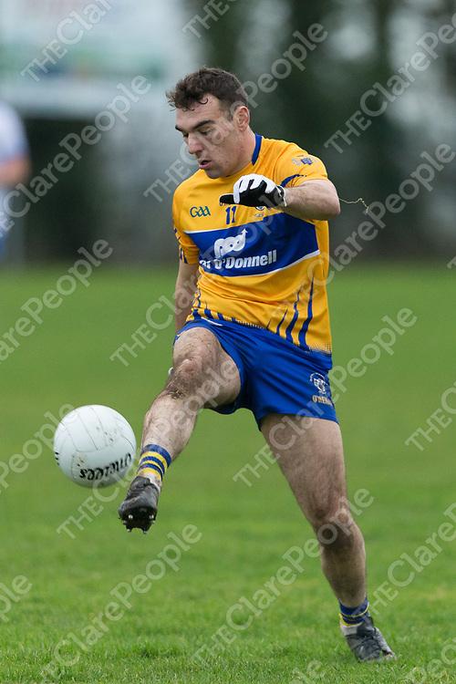 Clare's Alan Sweeney