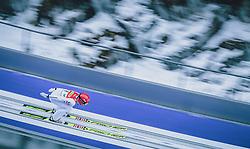 16.02.2020, Kulm, Bad Mitterndorf, AUT, FIS Ski Flug Weltcup, Kulm, Herren, im Bild Stefan Huber (AUT) // Stefan Huber of Austria during the men's FIS Ski Flying World Cup at the Kulm in Bad Mitterndorf, Austria on 2020/02/16. EXPA Pictures © 2020, PhotoCredit: EXPA/ Dominik Angerer