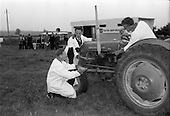 1963 - Macra na Feirme/Irish Shell and BP Ltd. Farm Tasks Competitions Connacht Finals at Strok