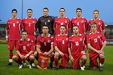 090908 Wales U23 v Poland U23