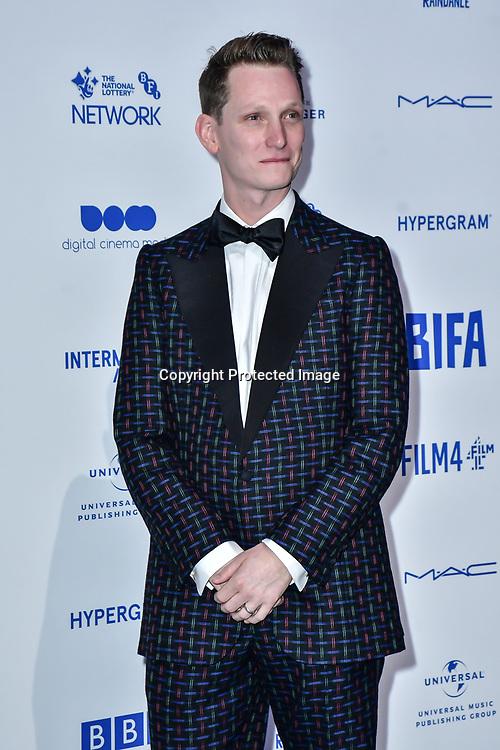 Tom Harper attends the 22nd British Independent Film Awards at Old Billingsgate on December 01, 2019 in London, England.