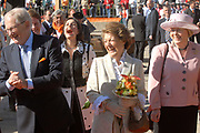 Koninginnedag 2007 in het vestingsstadje Woudrichem / Queensday 2007 in the small village Woudrichem.<br />