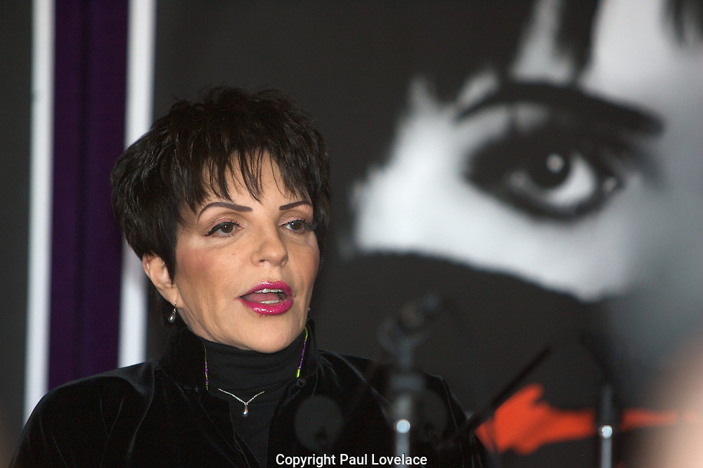 Liza Minnelli Press Conference, Sydney Opera House, Sydney Australia - 13th Oct 2009.PAUL LOVELACE PHOTOGRAPHY .[ Total45 images].[ Non Exclusive] . An instant sale option is available where a price can be agreed on image useage size. Please contact me if this option is preferred.