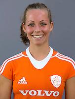 UTRECHT - Charlotte Adegeest. Jong Oranje meisjes -21 voor EK 2014 in Belgie (Waterloo). COPYRIGHT KOEN SUYK