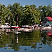 Charleston Lake Canada
