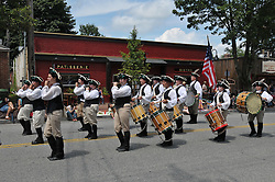 The Deep River Ancient Muster and Parade, 18 July 2009 in Deep River, Connecticut