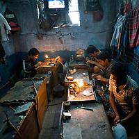 Dhaka gold diggers