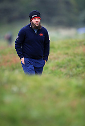 England's Andrew Johnston during day one of the Betfred British Masters at Hillside Golf Club, Southport.