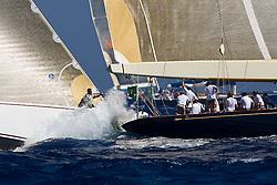 08_023496 © Sander van der Borch. Porto Cervo,  2 September 2008. Maxi Yacht Rolex Cup 2008  (1/ 6 September 2008). Day 3.