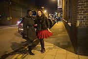 PRINCESS ALIA AL-SENUSSI,, Playtime, Isaac Julien, Victoria Miro Gallery. Wharf Rd. London. 23 January 2014