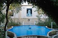 Iran. Qom, Former imam Khomeyni house