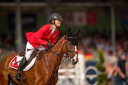 Gerber Caroline, SUI, Tresor de Chignan CH<br /> European Championship Eventing<br /> Luhmuhlen 2019<br /> © Hippo Foto - Dirk Caremans