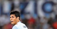 """Julio Cruz Lazio<br /> Roma 20/8/2009 Stadio """"Olimpico"""" <br /> Europa League Play Offs<br /> Lazio-Elfsborg (3-0) <br /> Foto Andrea Staccioli Insidefoto"""