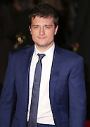 """Nov 10, 2014 - """"The Hunger Games: Mockingjay Part 1""""  World Premiere at Odeon Leicester Square, London<br /> <br /> Pictured: Josh Hutcherson<br /> ©Exclusivepix"""